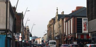 Sunderland high street