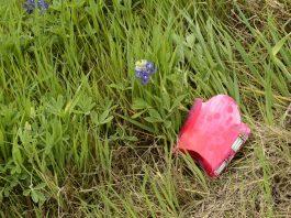 discarded trash