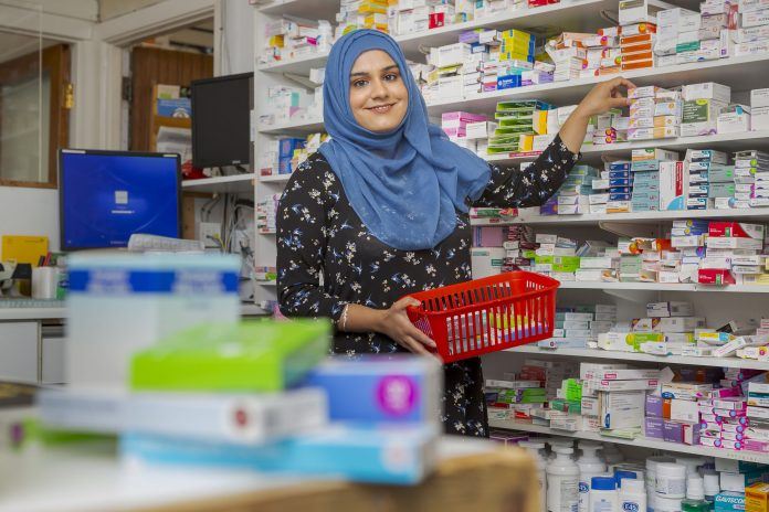 A Career in Pharmacy Forged by Determination