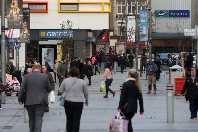 SUNDERLAND SHOPPERS CONFIDENT ON CITY CENTRE SAFETY…
