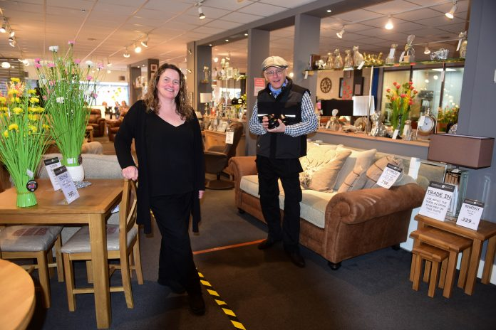 Sunderland Stores Upcycling And Giving Furniture A New Lease On Life