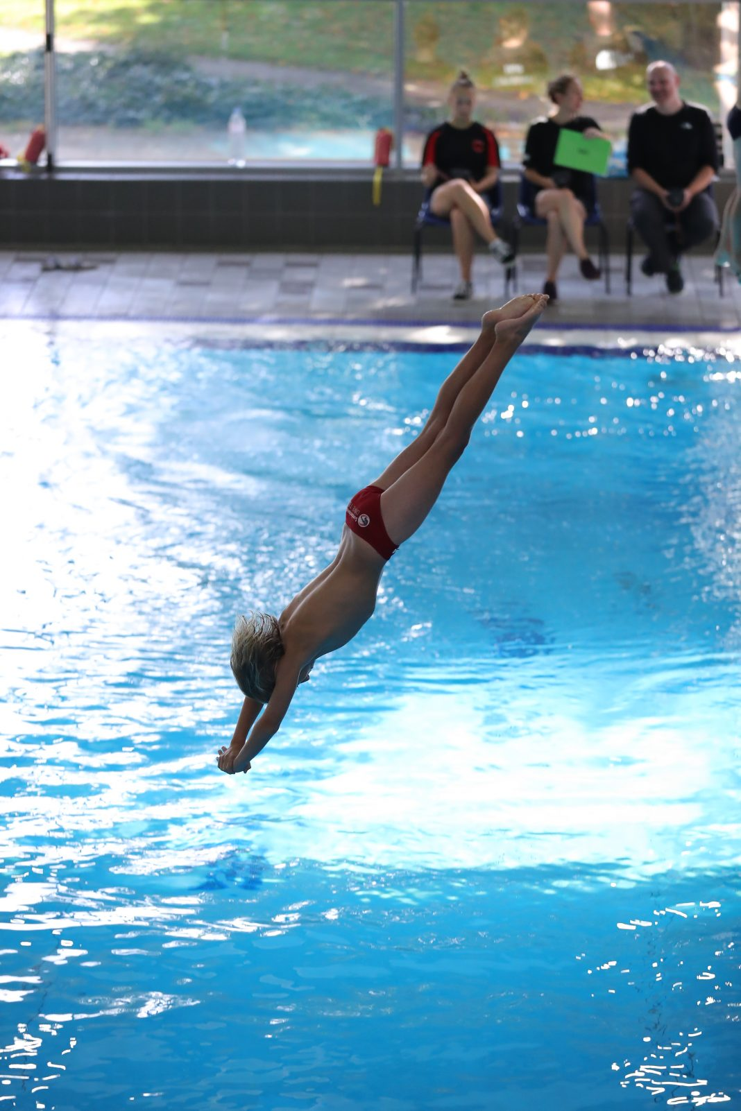 North East Divers Campaign To Keep Pools Open Amid New Covid-19 Restrictions