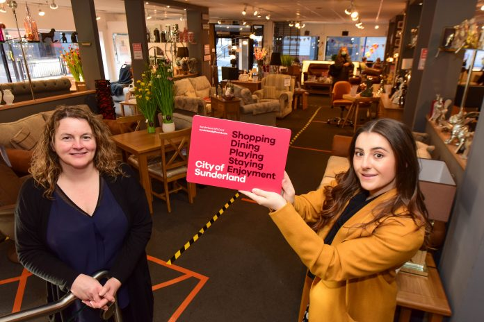 Sunderland Gift Card Launched In Support For Local Businesses