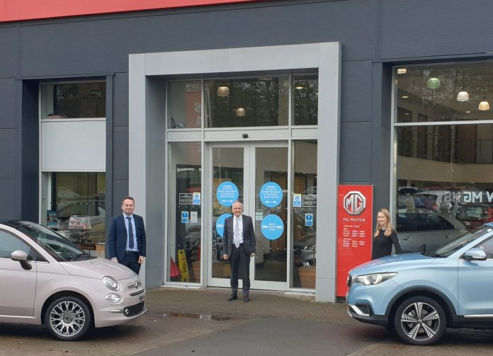A New Strategy For Future Growth For North East Motor Dealer