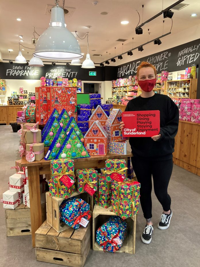Sunderland City Gift Card Helping To Boost Local Business Performance