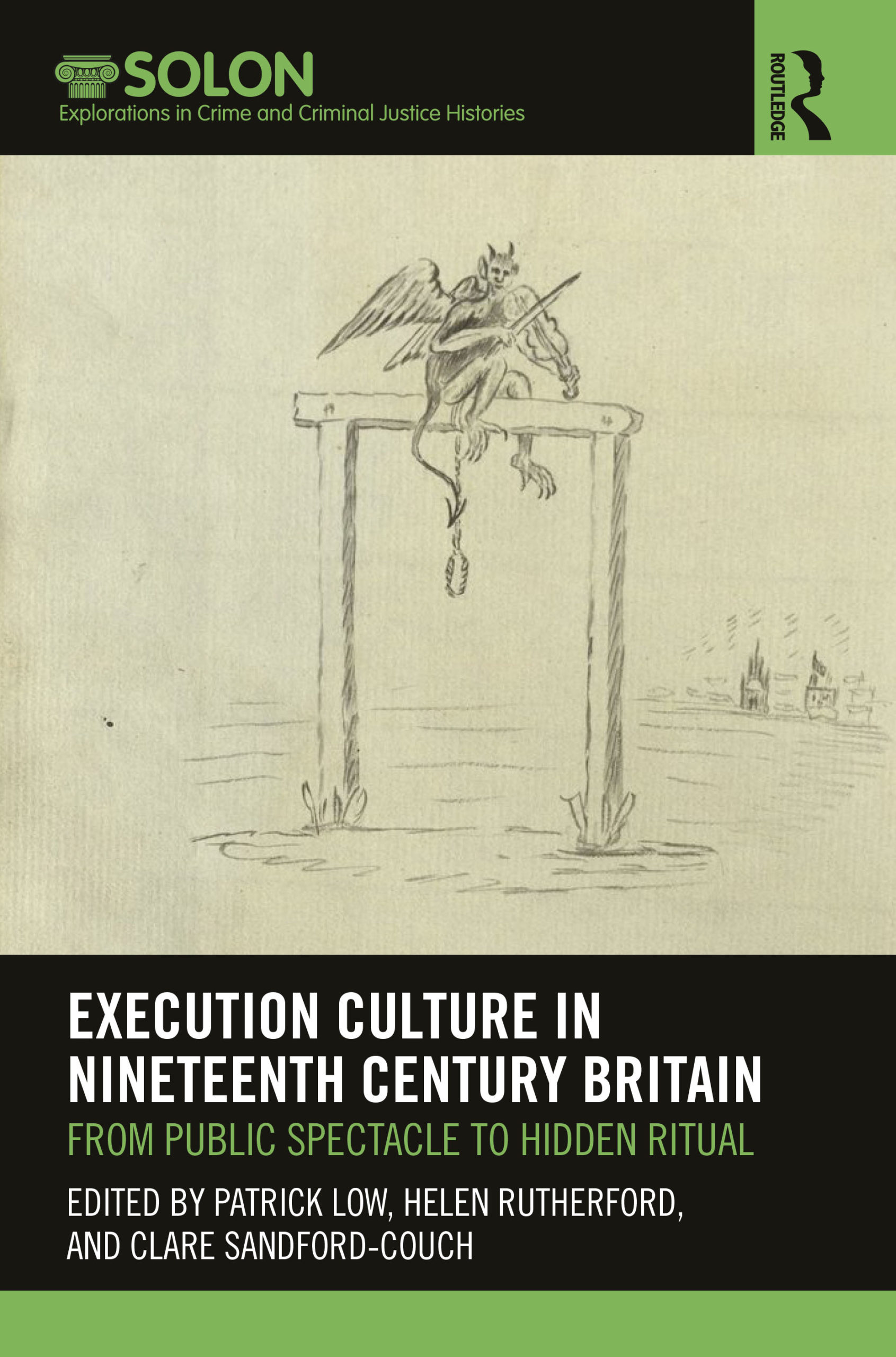New Book Delves Into The History Of Public Executions