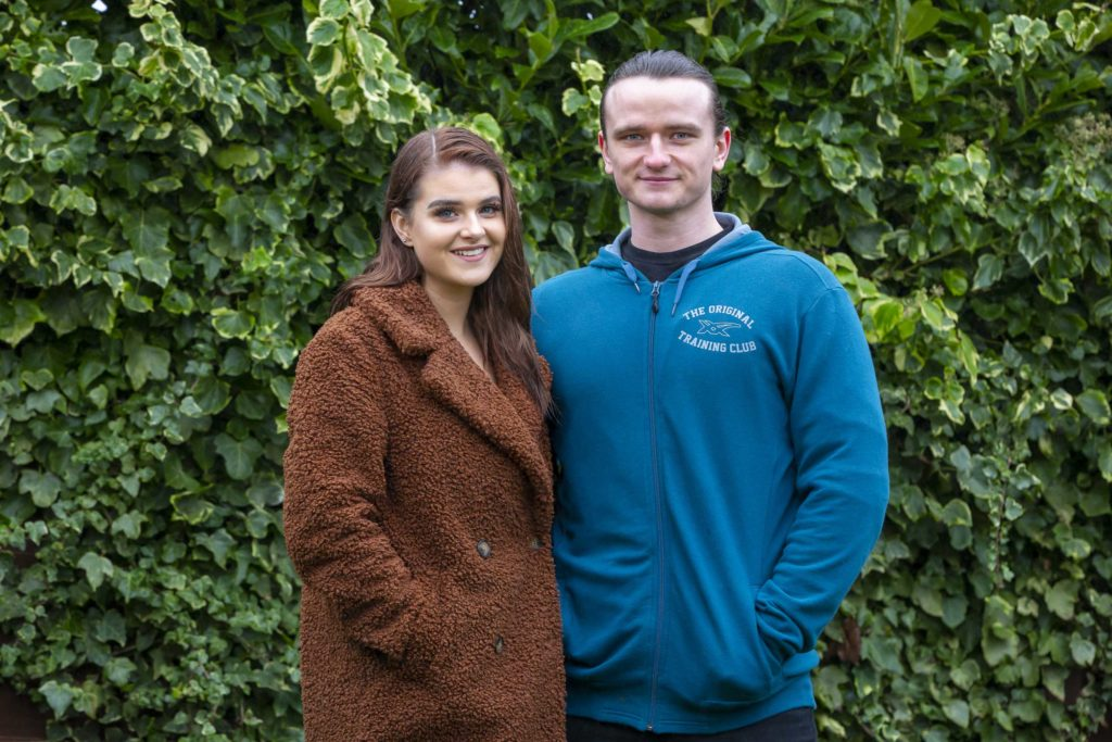 Katie Stubbs and Declan Marshall Turn Their Passion Into A Successful Entertainment Business