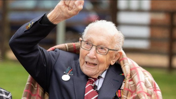 Sunderland's Landmarks To Light Up In Honour Of Captain Sir Tom Moore