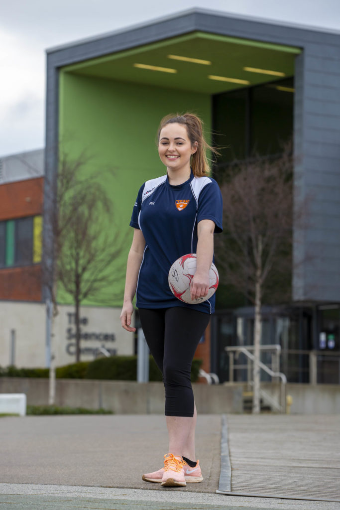 Online Sessions Helping To Boost Sunderland Netball Team During Covid-19