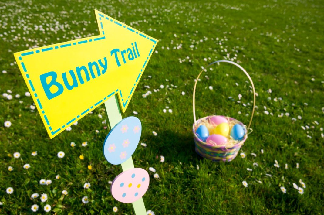 Enjoy This Easter With Sunderland Experience App's Augmented Spring Reality Trail