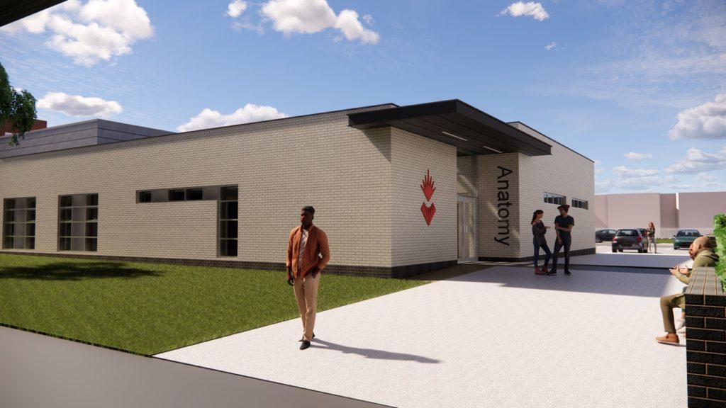 Sunderland University's New Multi-Million-Pound Centre Construction Underway