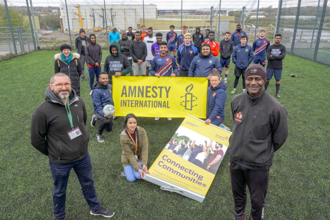 Sunderland City Partners Supporting The