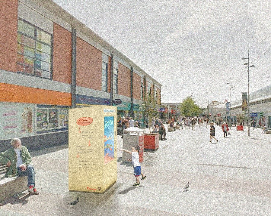 Plans Underway To Design A Unique Artwork To Be Sited At Market Square