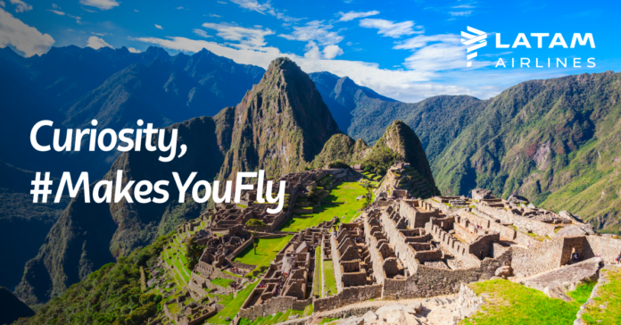 New Social Media Competition Launched In Europe By LATAM Airlines