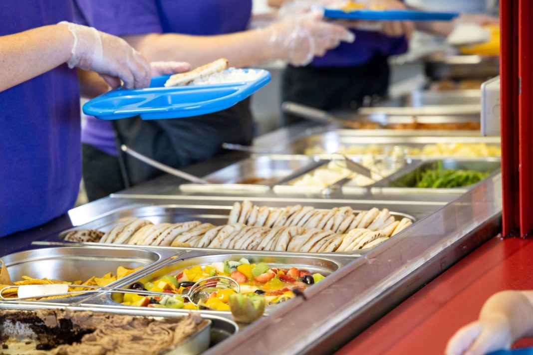 Recognition For Sunderland's High Quality School Meals!