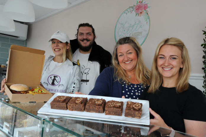 Sunderland Foodies Make Their Pick For The Best Burger And Brownie!
