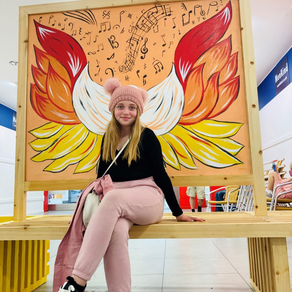 New Art Initiative Brings Colour To Art Benches In Sunderland