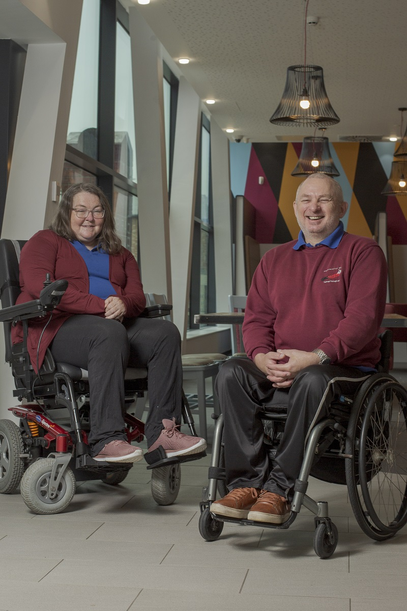 A Shared Vision Between Two Friends To Change Lives
