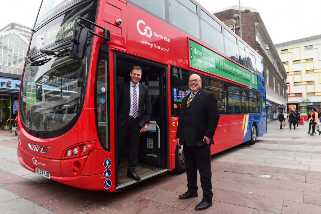 Sunderland Residents Invited To Share Their Views In The Big Bus Conversation
