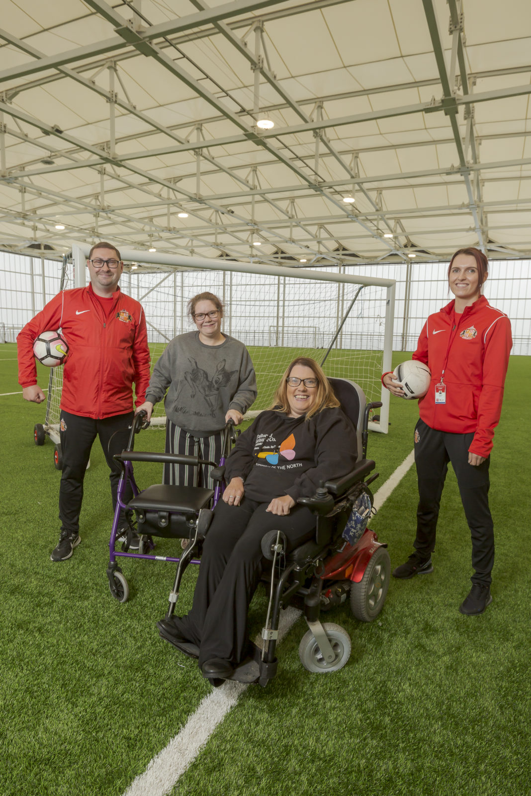 New Partnership Between The Foundation Of Light And Tailored Leisure Company Kicks Off
