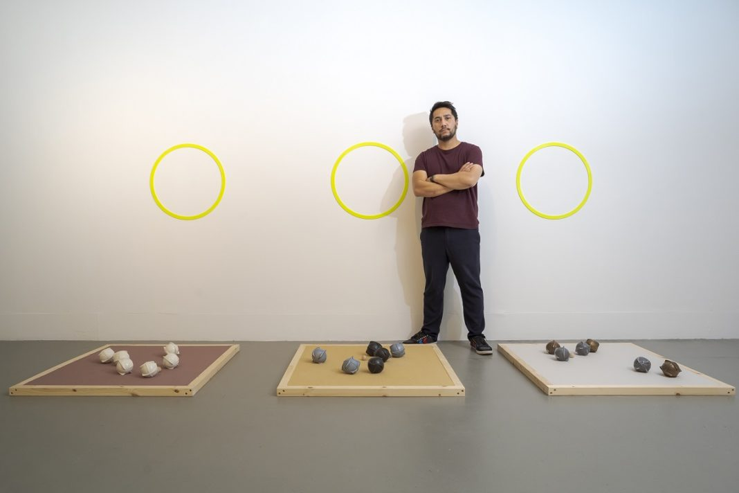 Unique Artwork Showcase Of Cluster Bomb Crisis At Sunderland University